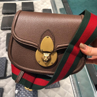 (Pre-order) Authentic Brand New Gucci Saddle Bag 495663 RM4,980.00