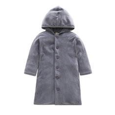 Fleece Boys Long Coats For 1Y-7Y-YS$24.99