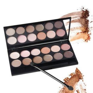 Smoky Matte Eyeshadow Palette -US$16.99