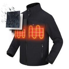 Outdoor Heating Warm Carbon Fiber Jacket-US$121.00