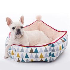 Hexagon Deep Soft Pet Sleeping Nest-US$19.50 ~ 35.50