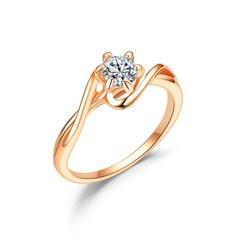 Elegant Couple Finger Rings-US$6.99