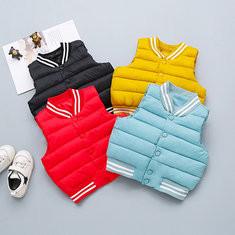 Winter Warm Waistcoat For 1Y-9Y-US$20.99