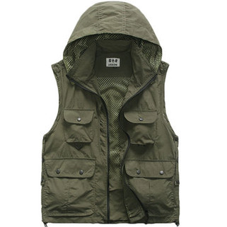 Quickly Dry Fishing Vest-US$25.19