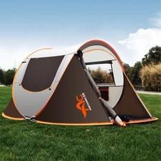 3-4 Person Waterproof Tent-US$94.05