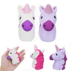 Unicorn Horse Squishy-US$4.86