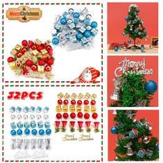 Christmas Tree Ornament-US$7.00