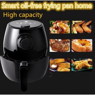 Air Fryer Hot Sales, 1200W Large Capacity No Oil Heathly Kitchen Cooker French Fries RM189.00