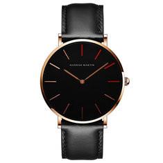 Business Leather Quartz Watches-RM126.95