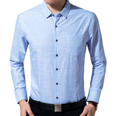 Business Comfy Breathable Dress Shirts-US$18.99