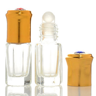 4pcs Clear Essential Oil Bottles -US$8.99