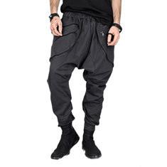 Sportswear Harem Jogging Pants for Men