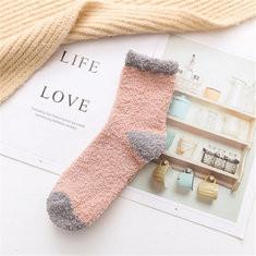 Women Polyester Tube Socks-RM24.39