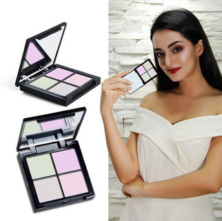 4 Colors Highlighters Palette -RM55.21