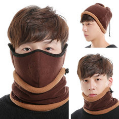 Multifunction Mouth Face Mask Beanie Scarf-RM42.20