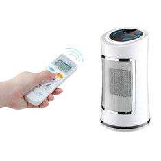 Remote Control Electric Timing Wall Mounted Heater-US$64.50