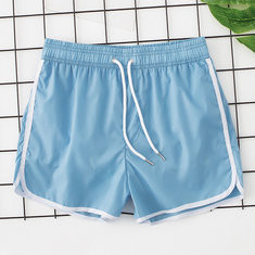 Quick Dry Mesh Breathable Board Shorts-US$14.61