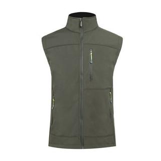 Outdoor Fleece Lining Warm Casual Vest-US$31.23