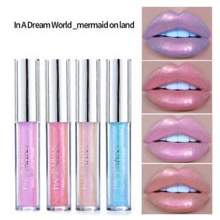 Mermaid Shimmer Liquid Lipstick -US$6.59