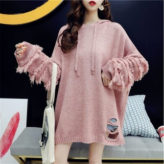 Hole Thickening Tassels Autumn And Winter S-RM154.06