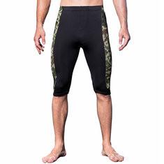 Men Camouflage Jogging Sport Shorts -US$16.59