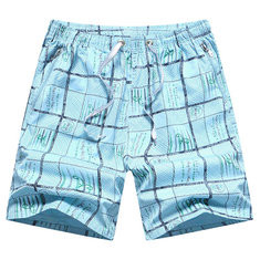 Quick Dry Breathable Board Shorts-US$12.52