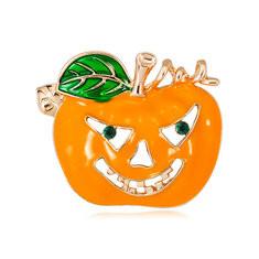 Funny Unisex Pumpkin Brooches-US$8.99