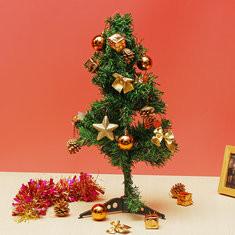 Gold Christmas Balls-US$6.50