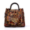 Brenice Women Vintage Genuine Leather Bag-US$89.59