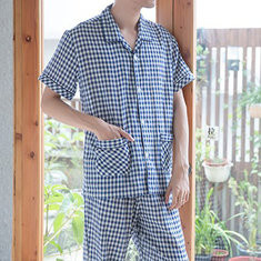 Short Sleeve Top Sleepwear-US$31.16