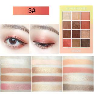 Rainbow Sugar Matte Eyeshadow Palett -US$12.99
