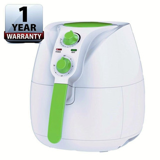 iDover Air Fryer 4L Non-Stick Oil Pan & Basket Drawer Oil-Free Deep Frying Cooking Oven (Grey) RM177.88