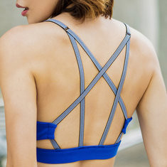 Sexy Push Up Shockproof Sports Bras-RM128.67