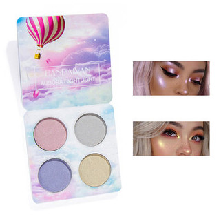 4 Colors Highlight Palette -RM33.62