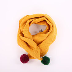 Kids Winter Cotton Warm Scarf Neck Warmer-US$10.00
