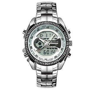 Business Stainless Steel Watch -RM150.54