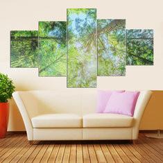 5Pcs Canvas Painting-RM16.