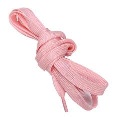 Candy Color Fluorescent Shoelaces-US$4.09