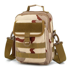 Men Chest Bag Outdoor Leisure Multi-function Crossbody Bag-US$19.82