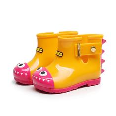 Unisex Cute Cartoon Waterproof Rain Boots