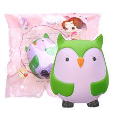 Blue Owl  Soft Squishy-US$3.99