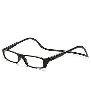 Men Women Magnet Reading Glasses Colorful Adjustable Hanging Neck Magnetic Front Presbyopic Glasses-RM24.75