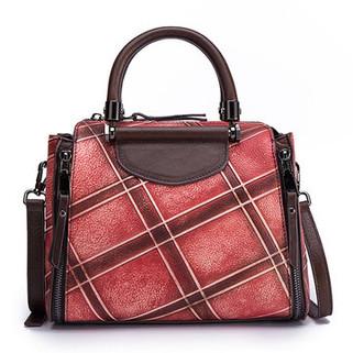 Genuine Leather Vintage Personalized Handba -US$76.17