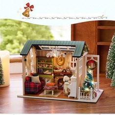 Christmas DIY Doll House-US$19.89