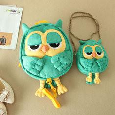 Kindergarten Children Kids Cartoon Animal Backpack Walking Safety Harness Bag-US$12.27