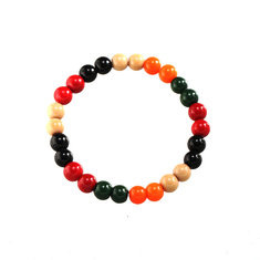 Vintage Colorful Beaded Bracelet-RM38.57