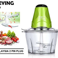 New Year Promotion Baby Food Cutter Meat Grinder Chopper Processor Fruit Blender Hand Mixer Malaysia 2 Pin Plug RM33.90