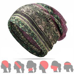 Womens Summer Turban Scarf Caps -RM34.65