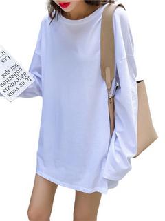 long-sleeved T-shirt women's clothes shirt -RM59.89