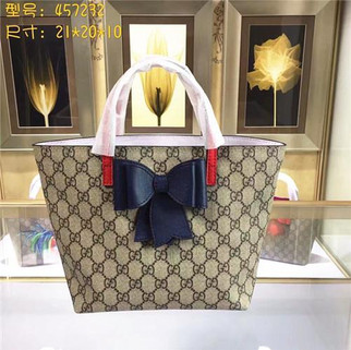 Gucci Official Tote Bags Discounted Bag Red RM389.00